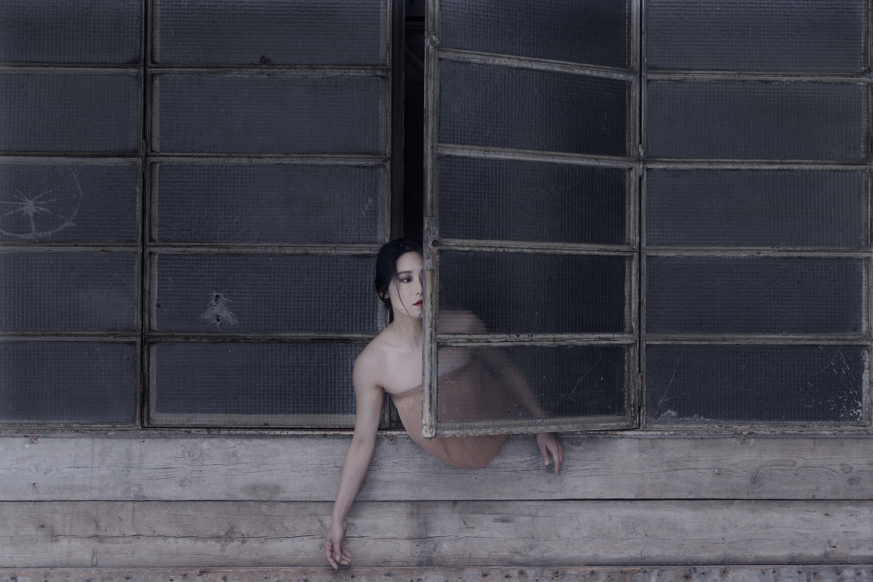 l'attente ©Julie Coustarot