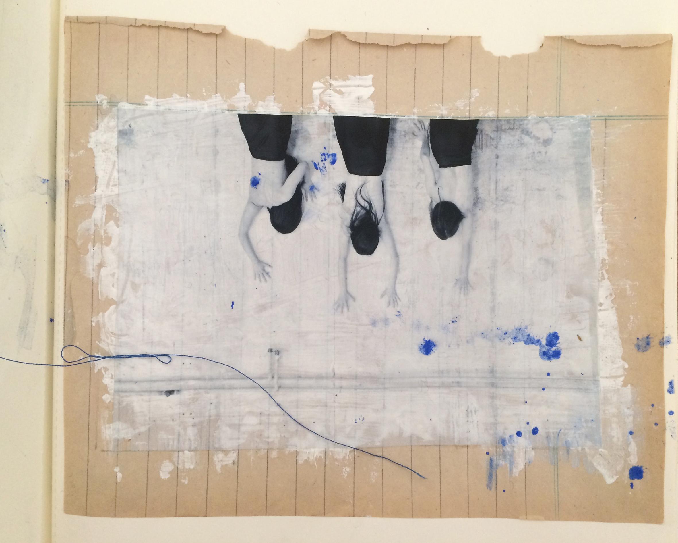 Carnet A , Julie Coustarot
