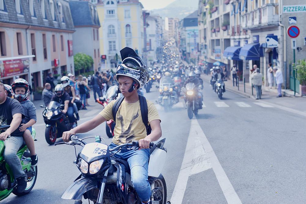 pelerinage motards lourdes